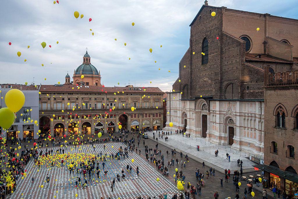 Bologna e il Michelangelo che non c'è