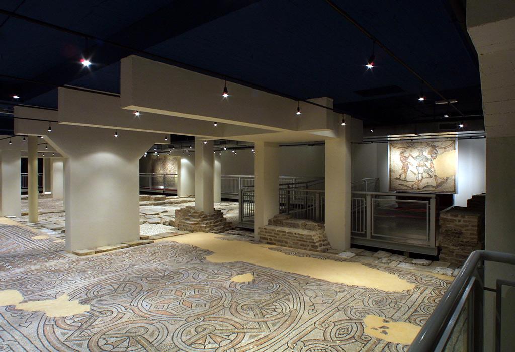 Ravenna Domus mosaico