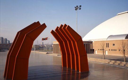 Arte contemporanea a Ravenna. Alberto Burri e il Grande Ferro R