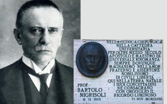 """Bologna 1931: il """"no"""" di Bartolo Nigrisoli"""
