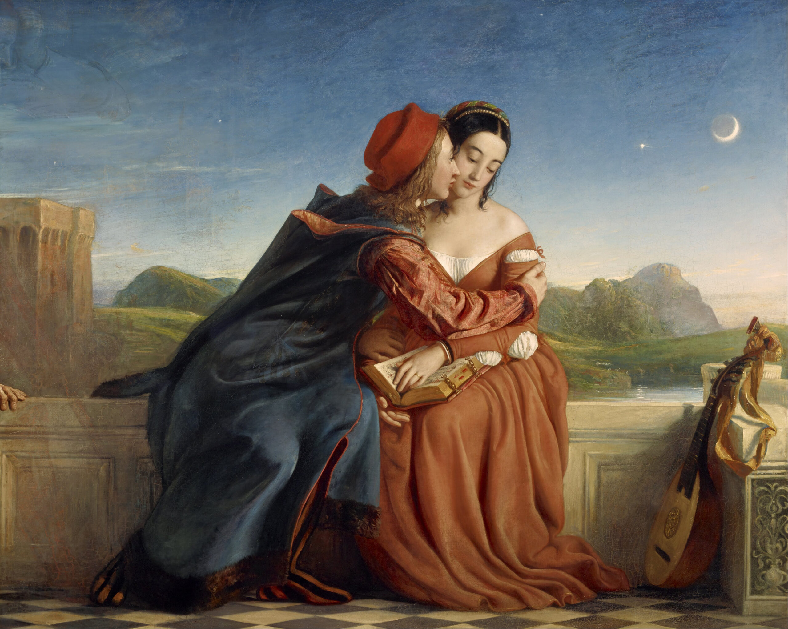 William Dyce, Paolo e Francesca