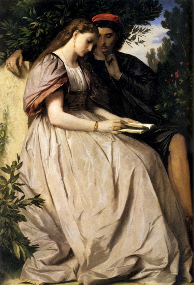 Anselm Feuerbach, Paolo e Francesca