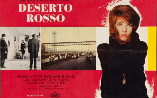 Ravenna nel cinema. Il Deserto rosso di Antonioni