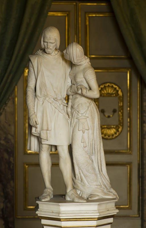Pio Fedi, Pia de' Tolomei e Nello della Pietra
