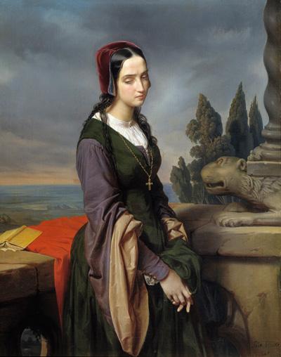 Eliseo Sala, Pia de' Tolomei